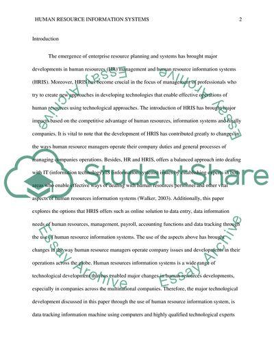 Assignment Week 8: Final Paper