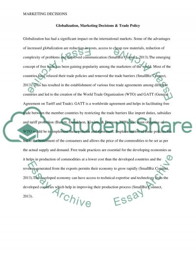 Enviromental Factors essay example