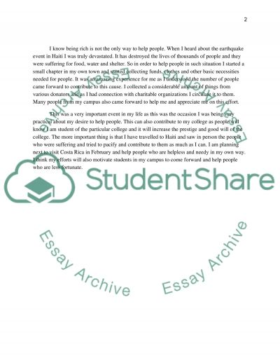 Meaningful titles essays