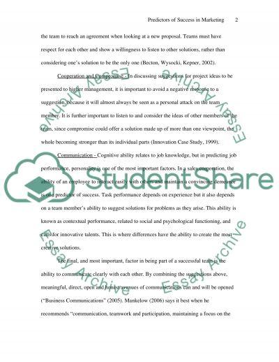 Organizational Behavior Principles essay example