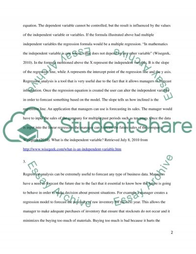 Week 3 Discussion Questions and Participation Questions essay example