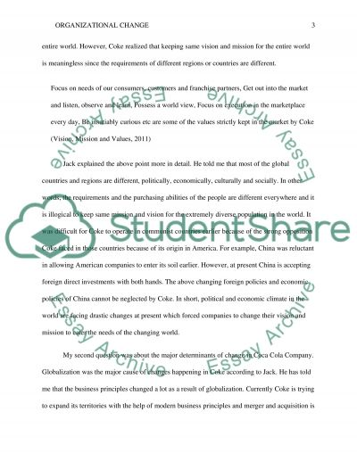 exemplification essay on a business concept that changed the world Example of exemplification essay institution socialization in a social institution can change a person self-concept and the way they socialize because of the environment and the people to interact with on a daily basis business world essay example ethics in.