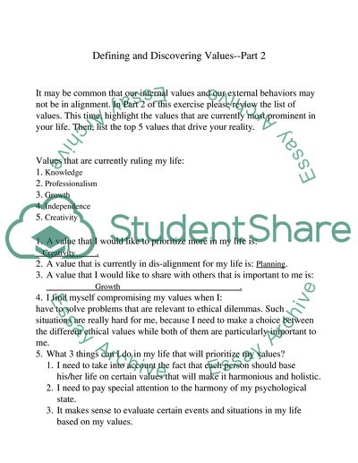 Reflection Paper #2