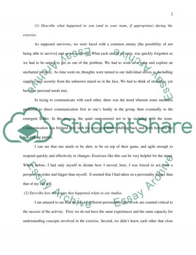 Managing Conflict & the Negotiation Process essay example