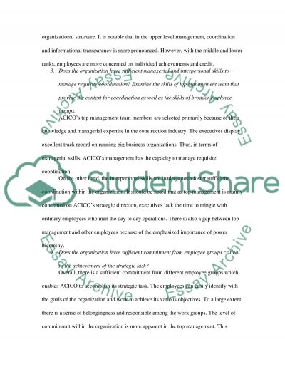 Teamwork and employee commitment essay example