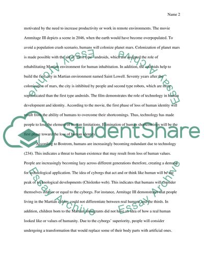 Anim and Cyberpunk: Armitage III & Animatrix