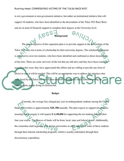 The scholarships solution