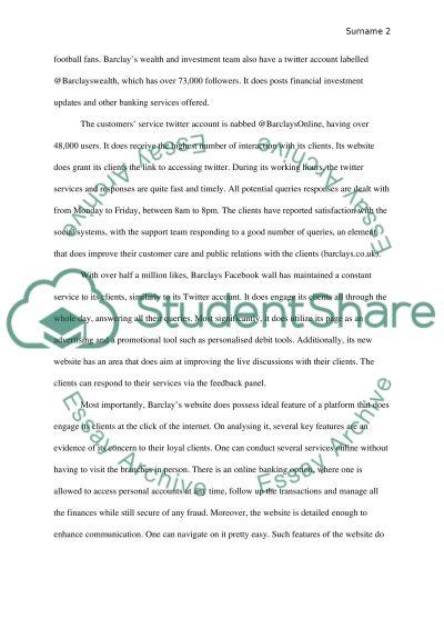 Media Relations essay example