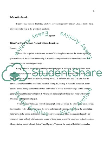 Essay For High School Students Informative Speech  Essay Example Essay Learning English also The Benefits Of Learning English Essay Informative Speech Essay Example  Topics And Well Written Essays  What Is The Thesis Of An Essay