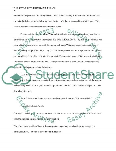 Critical essay: researched exposition on a narrative work