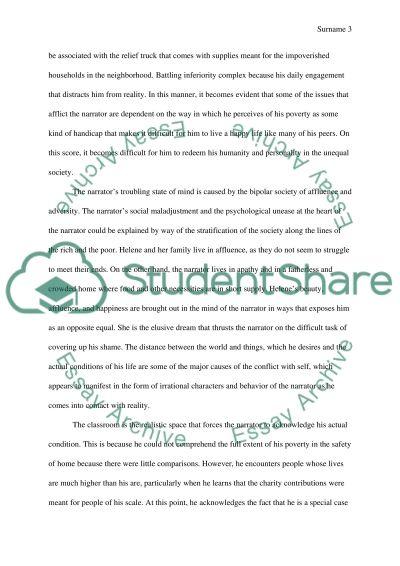 Dick gregory shame essay