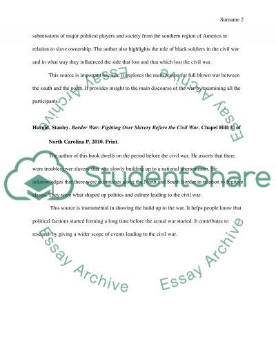 annotated bibliography vietnam war essay example