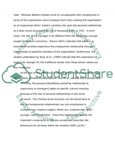 Effective Management Essay essay example