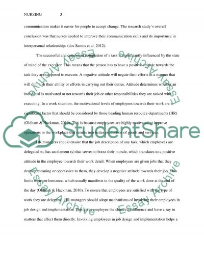 Three questions Essay example