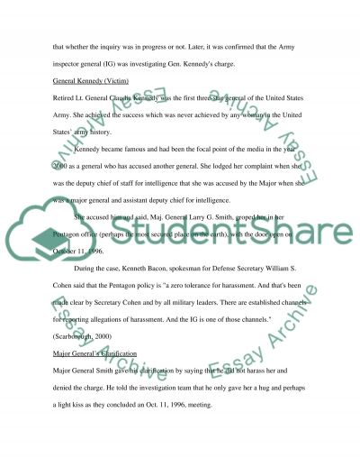 Case Studies in Busines essay example
