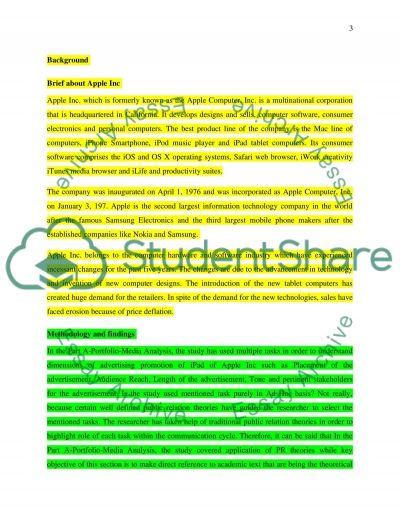 Constructionist Model in Apple Inc essay example