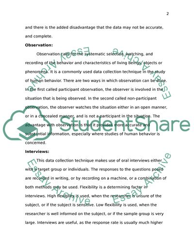 Research Essay Thesis  Mental Health Essay also High School Vs College Essay Discussion Paper Statistical Analysis Essay Example  Topics  Science Essay Ideas