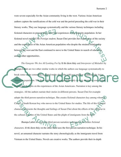 Simple Essays In English  Essay On How To Start A Business also Model English Essays Asianamerican Literature Essay Example  Topics And Well  How To Write A Good Thesis Statement For An Essay
