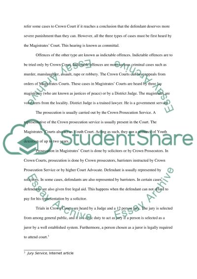Business (i NEED A WRITER IN LAW OR CRIMINOLOGY ) essay example