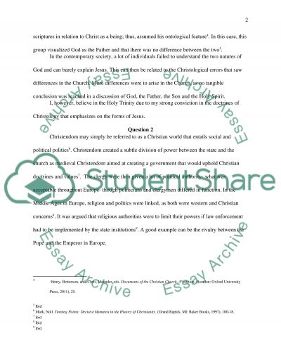 Exams essay example