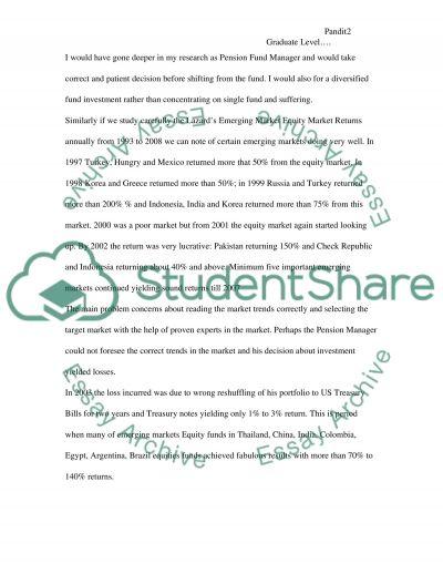 Global Industries essay essay example