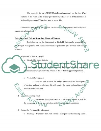 Prepare budgets and financial plans essay example