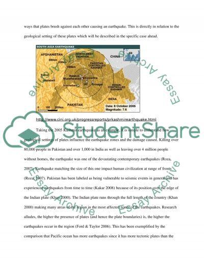 Seismic engineering essay example