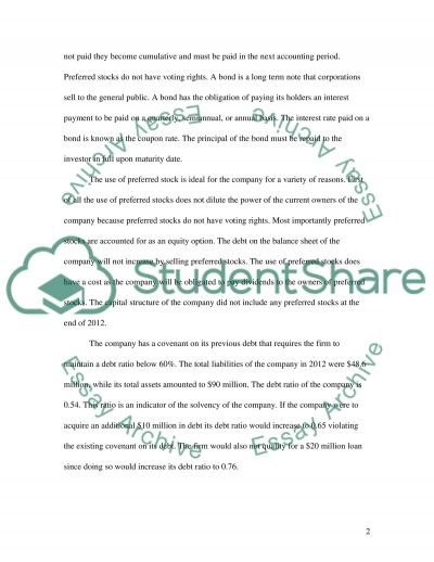 Accounting Issues essay example