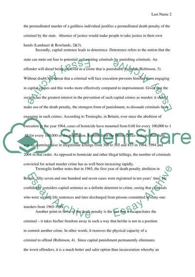 English - Argumentative Essay