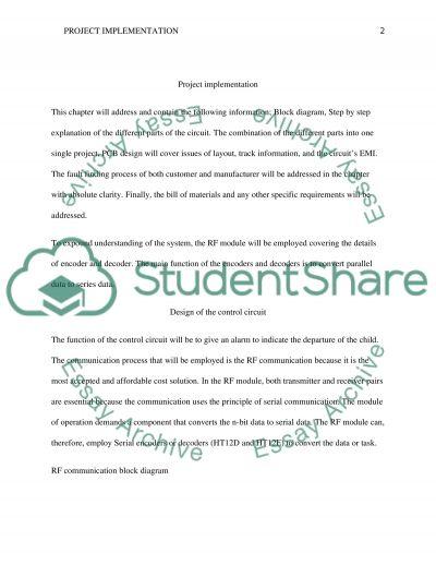 Project halim essay example