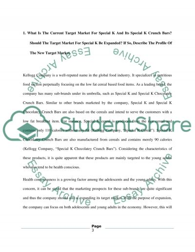 Marketing Principles and Applications essay example