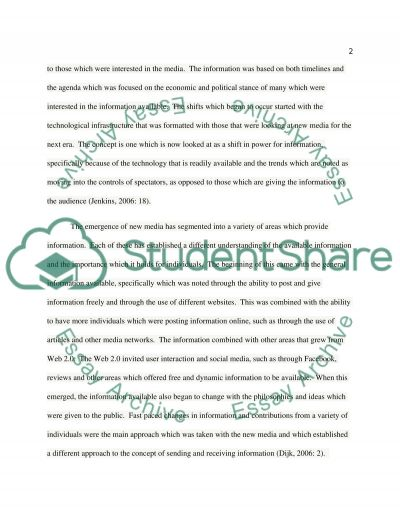 Critically Discuss the Impact of Social Media and Wikis on the Concept of Information Freedom essay example