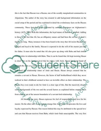Thesis Of A Compare And Contrast Essay The Kite Runner How To Write A Proposal Essay Example also Analytical Essay Thesis Example The Kite Runner Essay Example  Topics And Well Written Essays  Written Essay Papers