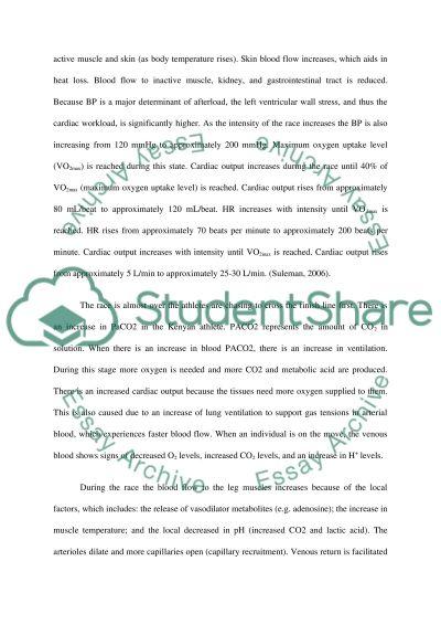 Case studing (nursing science) essay example
