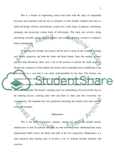 Personal Development planning essay example