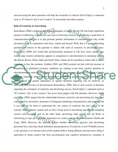 Advertising Management and Brand Delivery essay example