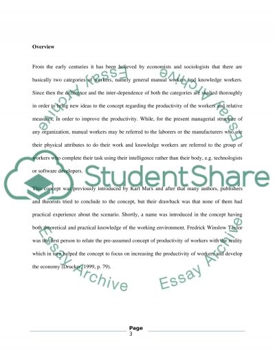 Personal Management Framework Paper essay example