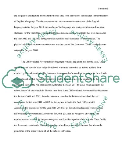 State of Georgia State and National Teacher Standards : Student Acheivement Standards