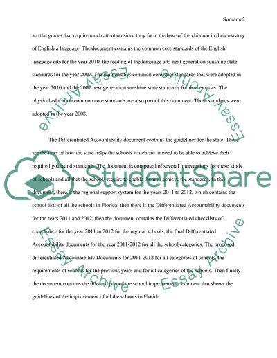 Language and education essay