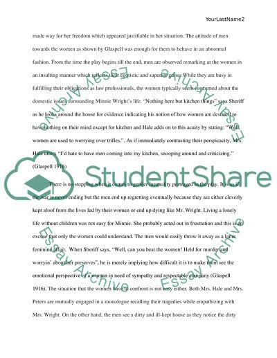 Essays term paper