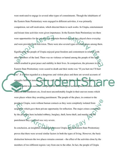 Literary response essays