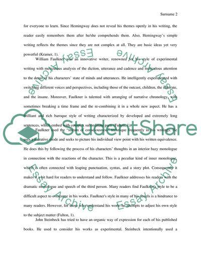 syntax essay topics