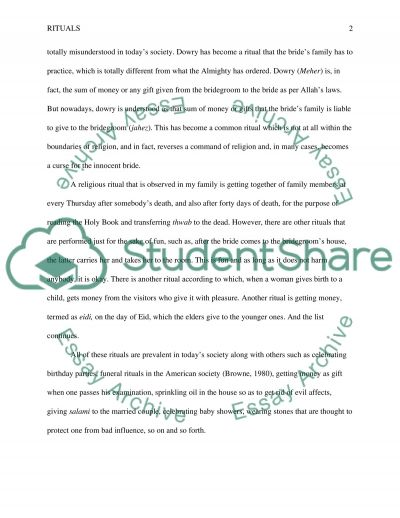 Assignment 3-2 essay example