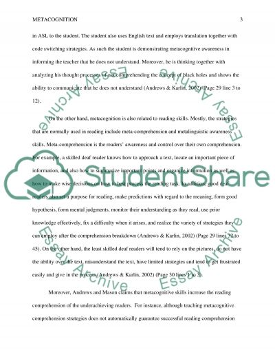 Answer a question essay example