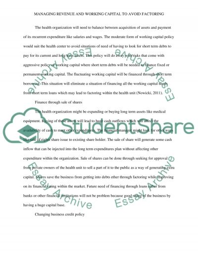 Conference Assignment 2 Essay example