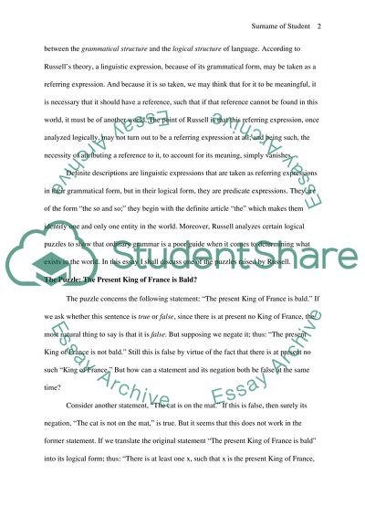 Essays on how the environment plays a role in learning