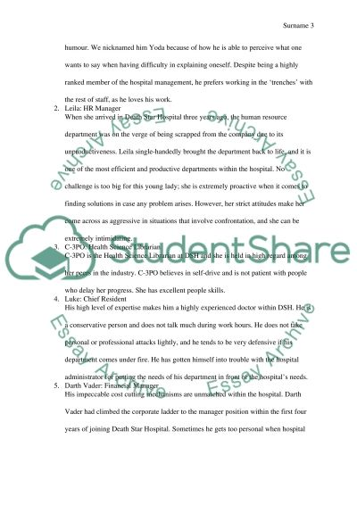 Analysis of Group Processes Essay example