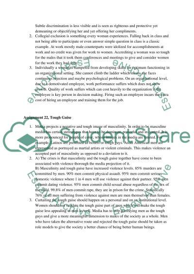 Assignment 22