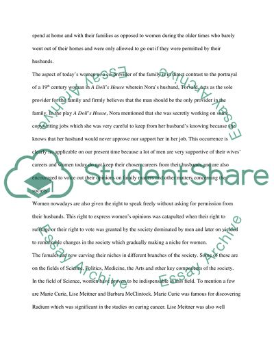 My First Day Of High School Essay A Doll House A Modest Proposal Essay Topics also My Country Sri Lanka Essay English A Doll House Essay Example  Topics And Well Written Essays   Words High School Essays Topics