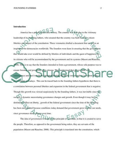 Type my cheap college essay on founding fathers sample electronic resume